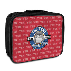 School Mascot Insulated Lunch Bag (Personalized)