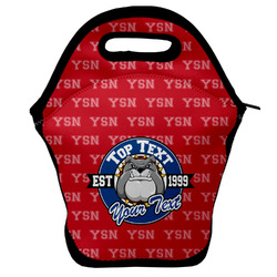 School Mascot Lunch Bag (Personalized)