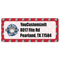 School Mascot Return Address Labels (Personalized)