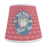 School Mascot Empire Lamp Shade (Personalized)
