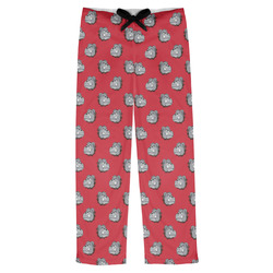 School Mascot Mens Pajama Pants (Personalized)