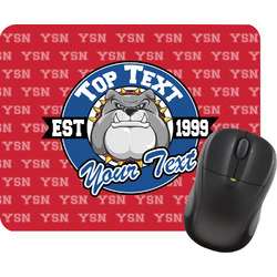 School Mascot Mouse Pads (Personalized)