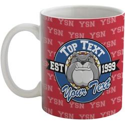 School Mascot Coffee Mug (Personalized)