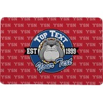 School Mascot Comfort Mat (Personalized)