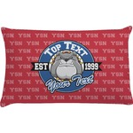 School Mascot Pillow Case (Personalized)