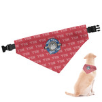 School Mascot Dog Bandana (Personalized)
