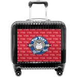 School Mascot Pilot / Flight Suitcase (Personalized)