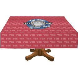 School Mascot Tablecloth (Personalized)