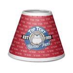 School Mascot Chandelier Lamp Shade (Personalized)
