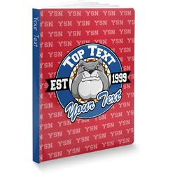 School Mascot Softbound Notebook (Personalized)