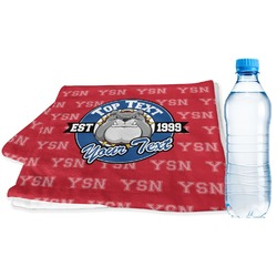 School Mascot Sports & Fitness Towel (Personalized)