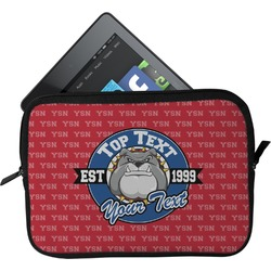 School Mascot Tablet Case / Sleeve (Personalized)