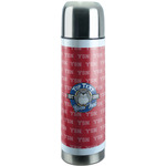 School Mascot Stainless Steel Thermos (Personalized)