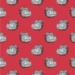School Mascot Wallpaper & Surface Covering