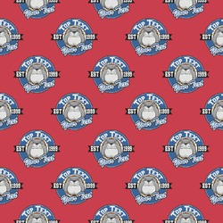 School Mascot Wrapping Paper (Personalized)