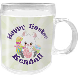 Easter Bunny Acrylic Kids Mug (Personalized)