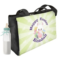 Easter Bunny Diaper Bag (Personalized)