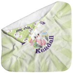 Easter Bunny Baby Hooded Towel (Personalized)