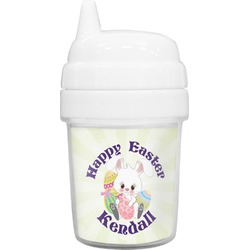 Easter Bunny Baby Sippy Cup (Personalized)