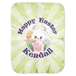 Easter Bunny Baby Swaddling Blanket (Personalized)
