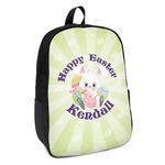 Easter Bunny Kids Backpack (Personalized)