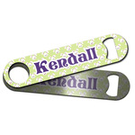 Easter Bunny Bar Bottle Opener w/ Name or Text