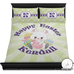 Easter Bunny Duvet Covers (Personalized)