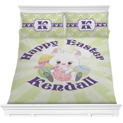 Easter Bunny Comforters (Personalized)