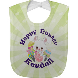 Easter Bunny Baby Bib (Personalized)