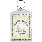 Easter Bunny Bling Keychain (Personalized)