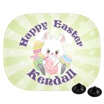 Easter Bunny Car Side Window Sun Shade (Personalized)