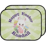 Easter Bunny Car Floor Mats (Back Seat) (Personalized)