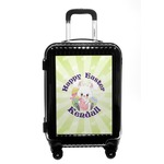 Easter Bunny Carry On Hard Shell Suitcase (Personalized)