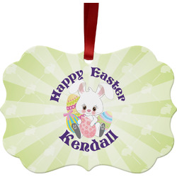 Easter Bunny Ornament (Personalized)