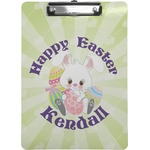 Easter Bunny Clipboard (Personalized)