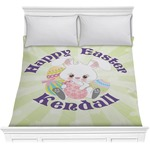 Easter Bunny Comforter (Personalized)