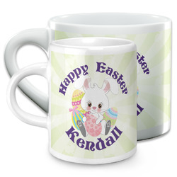 Easter Bunny Espresso Cups (Personalized)