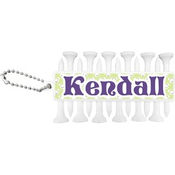 Easter Bunny Golf Tees & Ball Markers Set (Personalized)