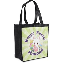 Easter Bunny Grocery Bag (Personalized)