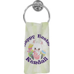 Easter Bunny Hand Towel - Full Print (Personalized)