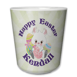 Easter Bunny Plastic Tumbler 6oz (Personalized)