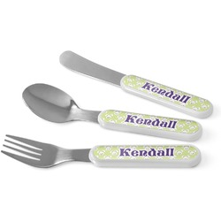 Easter Bunny Kid's Cutlery (Personalized)