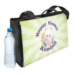 Easter Bunny Ladies Workout Bag (Personalized)