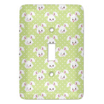 Easter Bunny Light Switch Covers (Personalized)