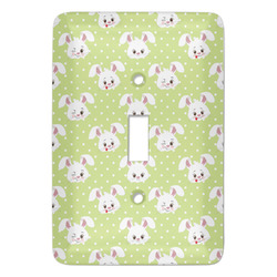 Easter Bunny Light Switch Covers - Multiple Toggle Options Available (Personalized)