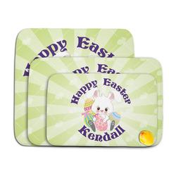 Easter Bunny Memory Foam Bath Mat (Personalized)