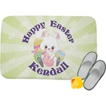 Easter Bunny Memory Foam Bath Mat (Personalized)