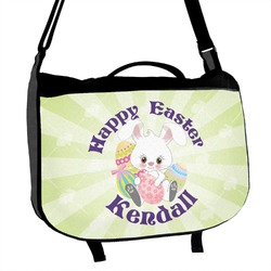 Easter Bunny Messenger Bag (Personalized)