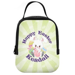 Easter Bunny Neoprene Lunch Tote (Personalized)