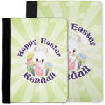 Easter Bunny Notebook Padfolio w/ Name or Text